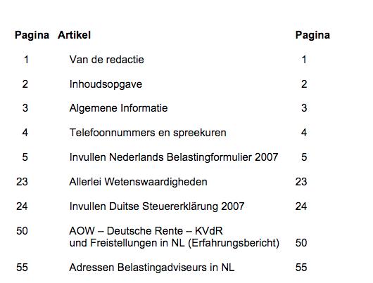 Pendel info 45 2008