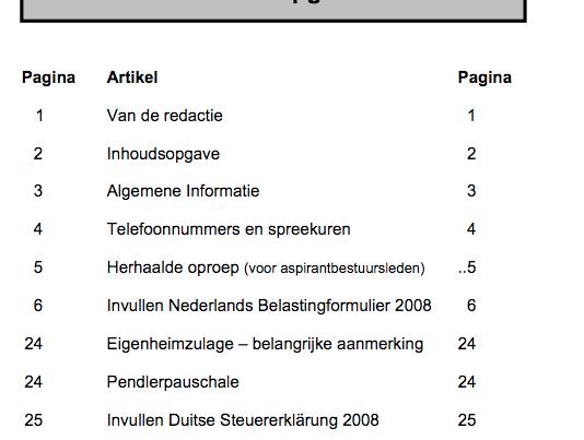 Pendel info 46 2009